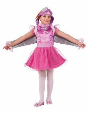 Kostým Skye Tlapková hliadka pre dievčatá