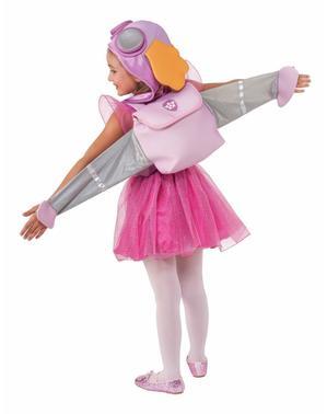 Girls Skye Paw Patrol Kostyme