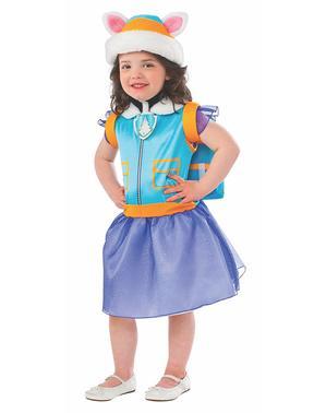 Dievčenský kostým Everest - Labková patrola