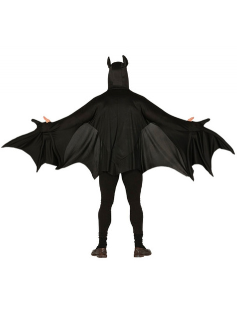 Disfraz de murciélago para adulto