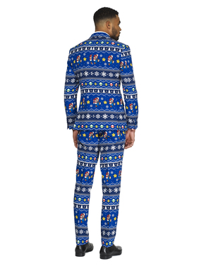 Božić Super Mario Bros odijelo - Opposuits
