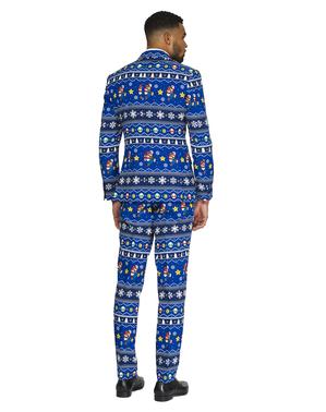 Christmas Super Mario Bros Suit - Opposuits