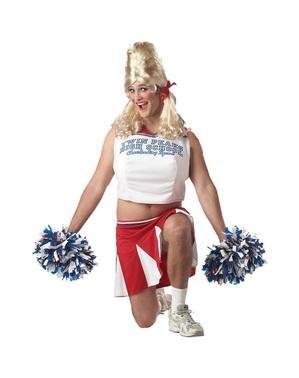 Cheerleader Kostüm für Herren