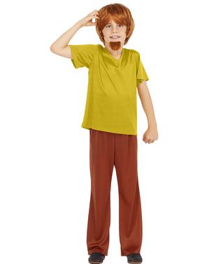 Shaggy Maskeraddräkt för barn - Scooby Doo