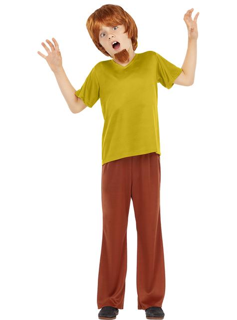 Shaggy costume for boys - Scooby Doo