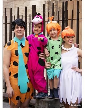 Wilma Killustiku kostüüm pluss suurus - Flintstones