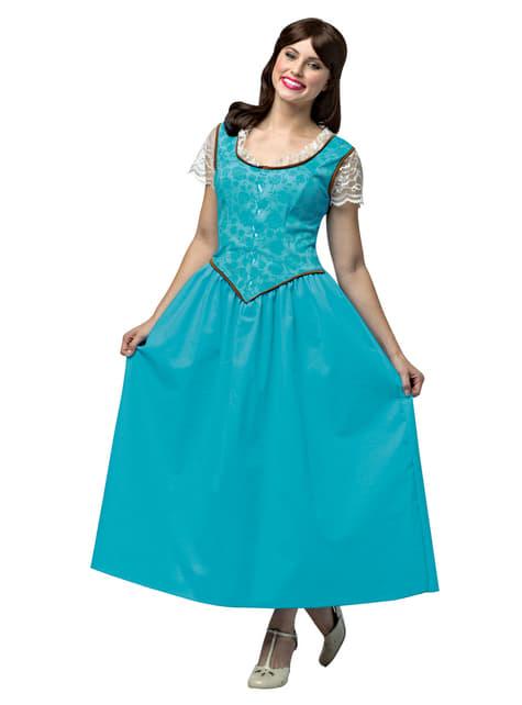 Bella Once upon a time Kostuum voor vrouw