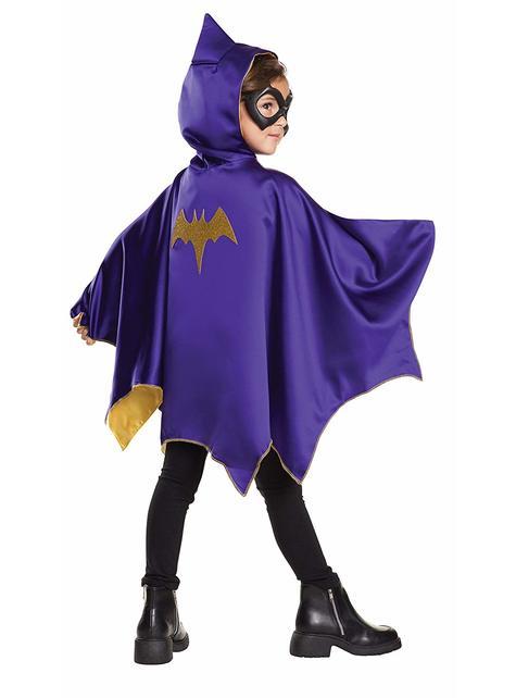 Kit disfraz de Batgirl DC Super Hero Girls para niña