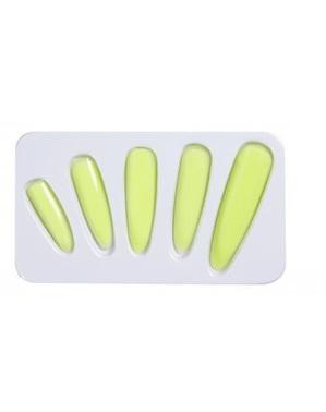 Uñas de bruja fosforescentes