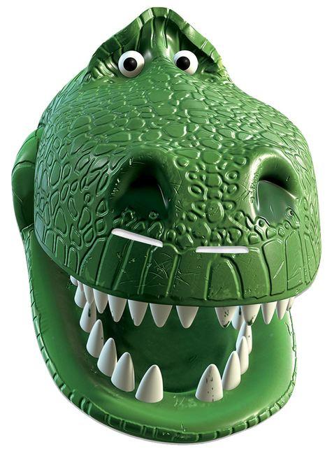 Careta de Rex para niño - Toy Story