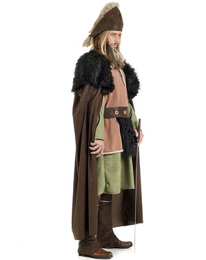 Celt Breogan cape for adults