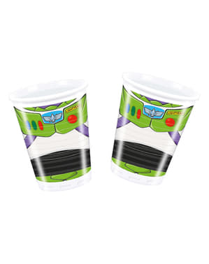 Set of 8 Toy Story Star Power Cups