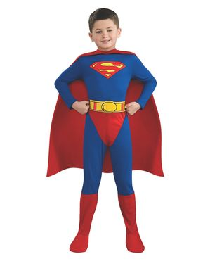 Superman kostuum voor kind