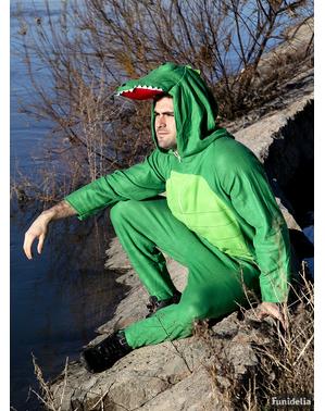 Костюм крокодила для дорослих