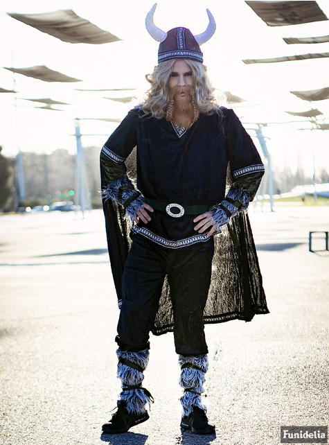 Mens Valiant Viking Costume