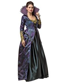 Dámský kostým Zlá královna Bylo nebylo