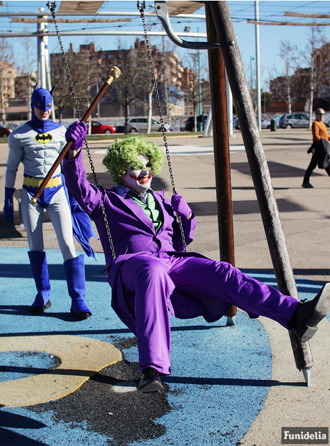 Bastón del Joker