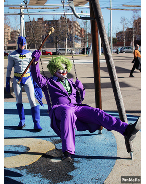 Joker walking stick - DC Comics