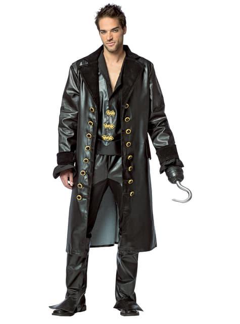 Disfraz del Capitán Garfio Érase una vez para hombre
