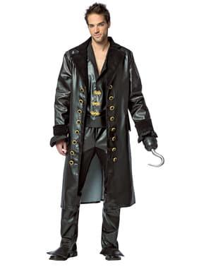 Captain Hook Once Upon a Time kostyme til mann
