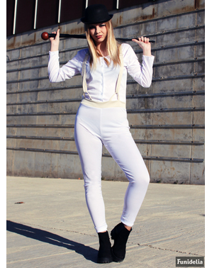 A Clockwork Orange costume for women