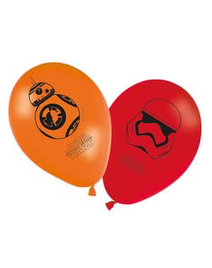 8 Yıldız Savaşları Kuvveti Balonları Uyandırıyor