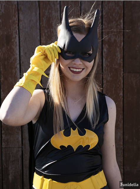 Batgirl costume for women
