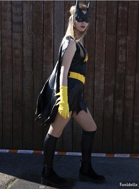 Batgirl kostuum voor vrouw