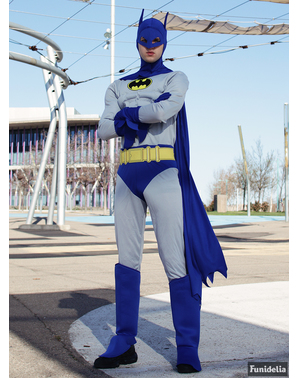Sexy Supergirl kostum