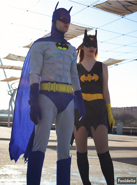 Batmanov kostim - The Brave and the Bold