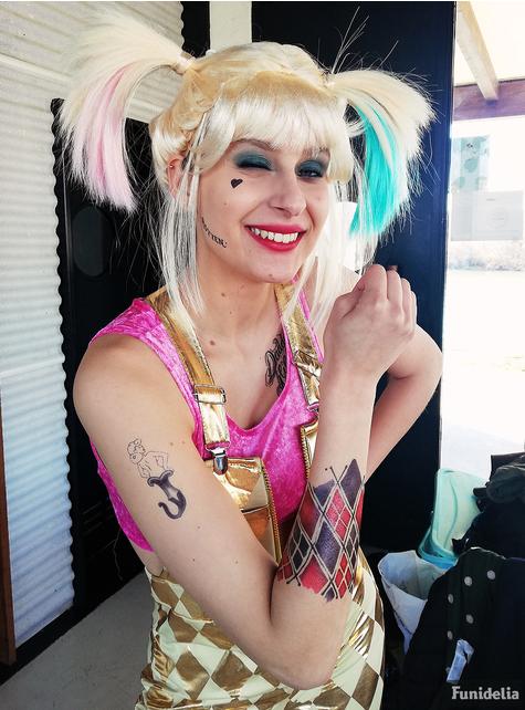 Harley Quinn Kostüm - Birds of Prey