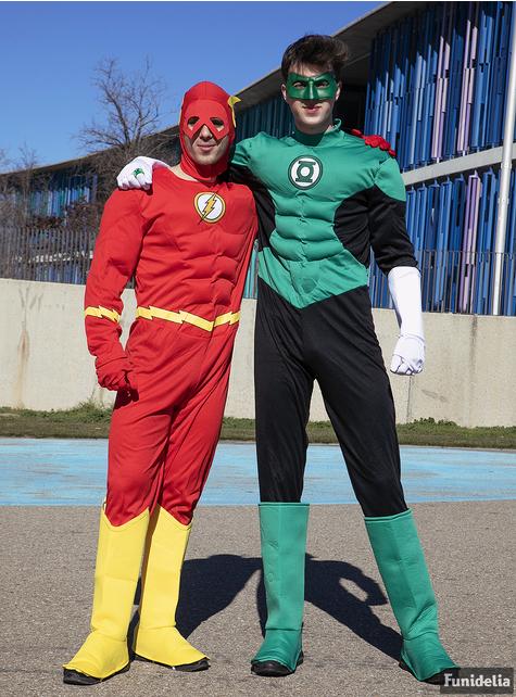 Disfraz de Flash