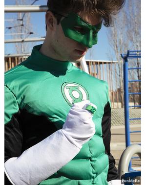 Зеленый костюм фонаря для мужчин - DC Comics