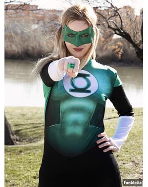 Disfraz de Linterna Verde para mujer