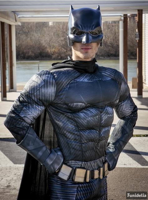 Strój Batmana - Liga Sprawiedliwości