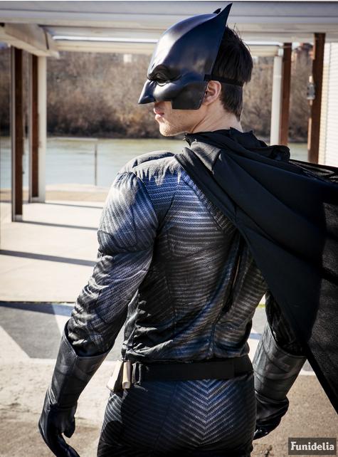Batman costume - The Justice League