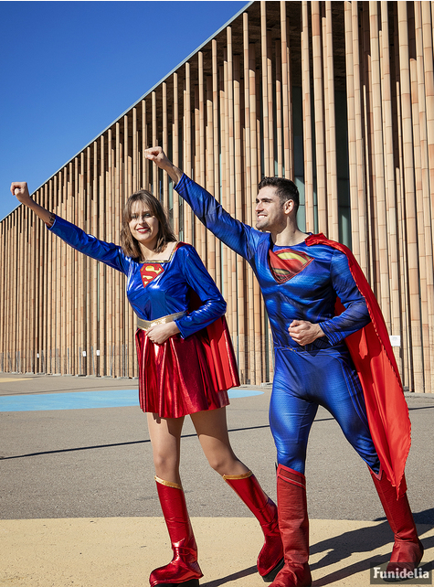 Kostim Supermana -  Liga Pravde (Justice League)