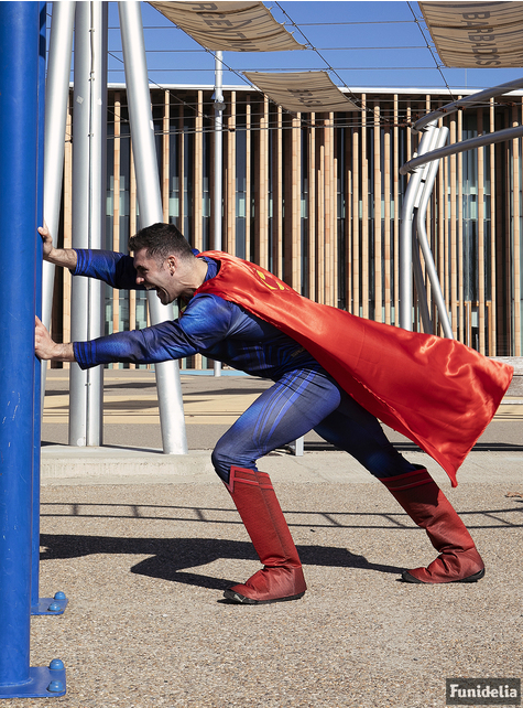 Strój Superman - Liga Sprawiedliwości