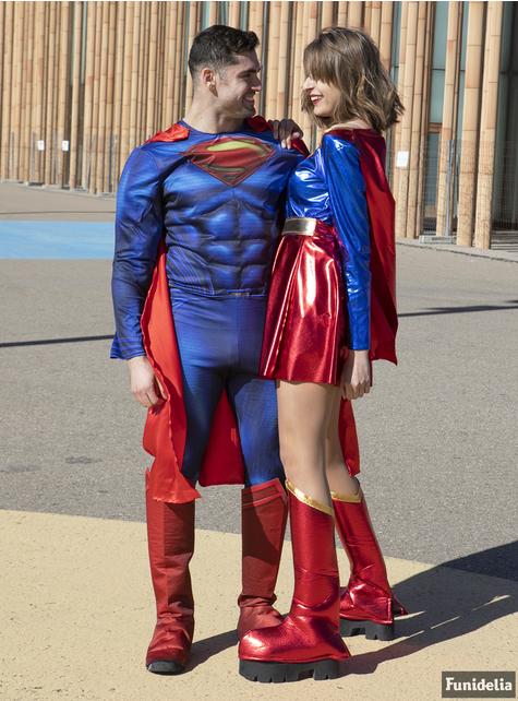 Σέξι στολή Supergirl