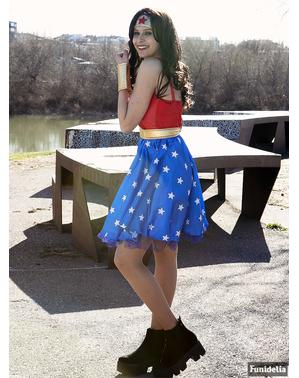 Klassisk Wonder Woman Kostyme