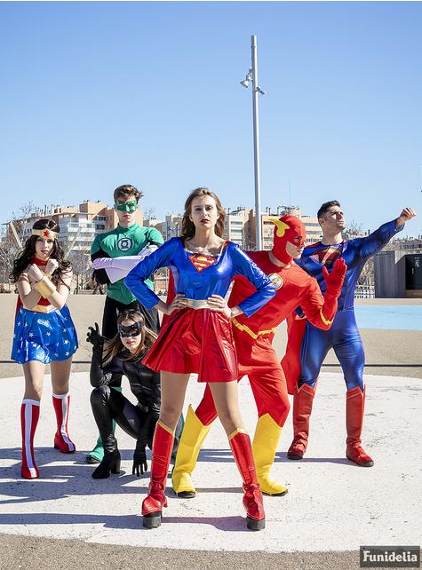 Seksowny Strój Wonder Woman