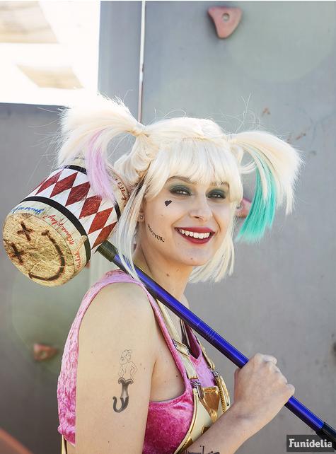 Harley Quinn perika - Ptice grabljivice (Birds of Prey)