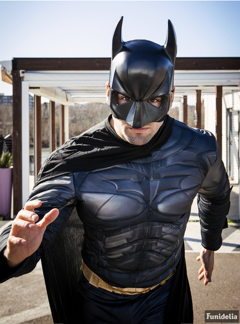 Masque Batman adulte