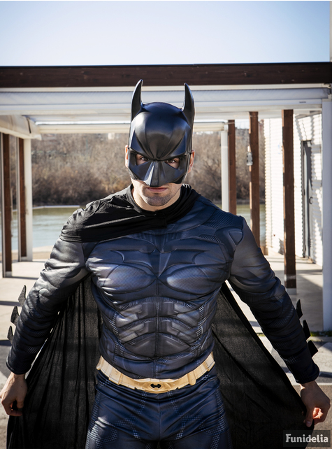 Máscara Batman adulto