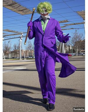 Kostým Joker plusová veľkosť - Temný rytier