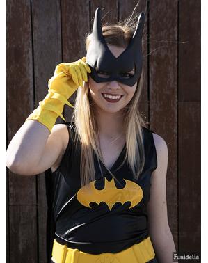 Batgirl Maskeraddräkt För Henne Plus Size