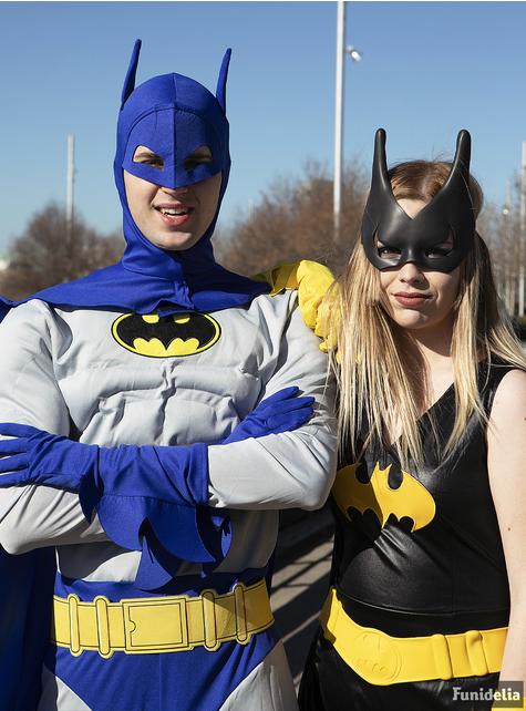 Γυναικεία Στολή Batgirl σε Μεγάλα Μεγέθη
