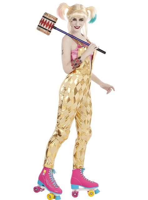 Harley Quinn Costume for women - Birds of Prey