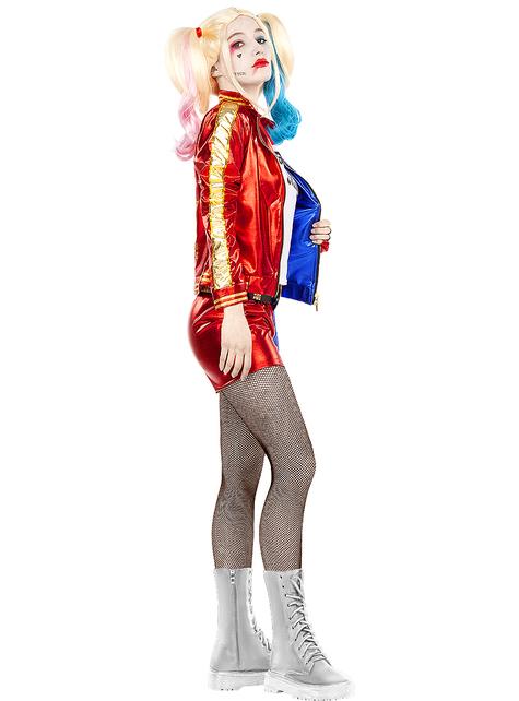 Harley Quinn plus size asu - Suicide Squad