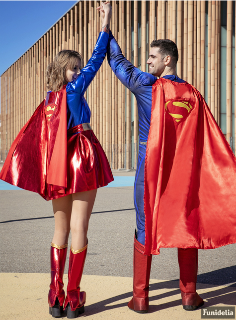 Disfraz de Superman - La liga de la Justicia